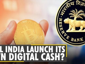 Will India launch its own Cryptocurrency?   India Mulls Bitcoin Ban   World News   WION