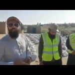 Shaykh Atif Ahmed briefing about the condition of local residents of Thar | Al Midrar Institute