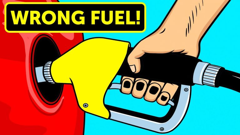 That's What Happens When You Put the Wrong Fuel in a Car