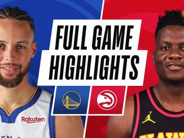 WARRIORS at HAWKS | FULL GAME HIGHLIGHTS | April 4, 2021