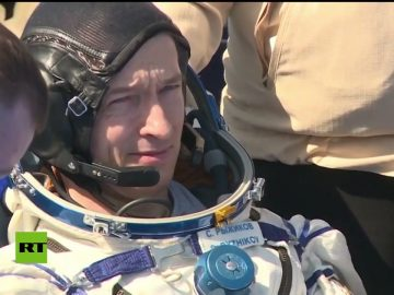 Touchdown! | ISS crew returns to Earth