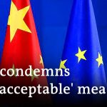 China sanctions EU officials in response to Uighur row | DW News