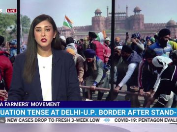 Daily Top News | India Farmers' Movement | Indus News