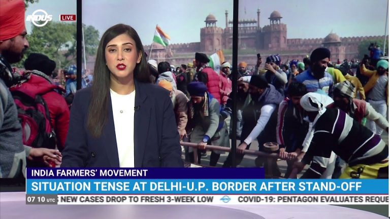 Daily Top News   India Farmers' Movement   Indus News