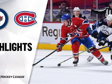 Jets @ Canadiens 3/6/21 | NHL Highlights