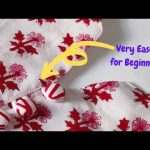 PERFECT BUTTON PLACKET MAKING IN EASY WAY 1
