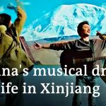 Chinese musical whitewashes human-rights abuse in Xinjiang | DW News