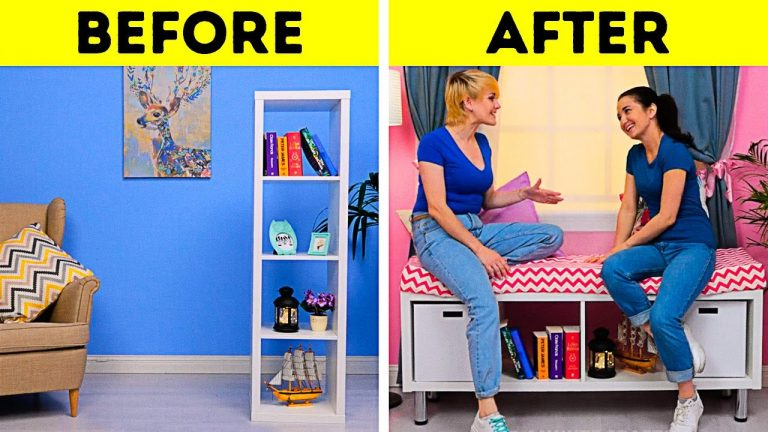 35 STUNNING HOME DECOR IDEAS    HOW TO UPGRADE YOUR OLD FURNITURE