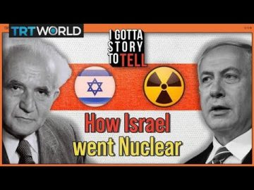 How did Israel became a nuclear state ? | I Got a Story To Tell | S2E6