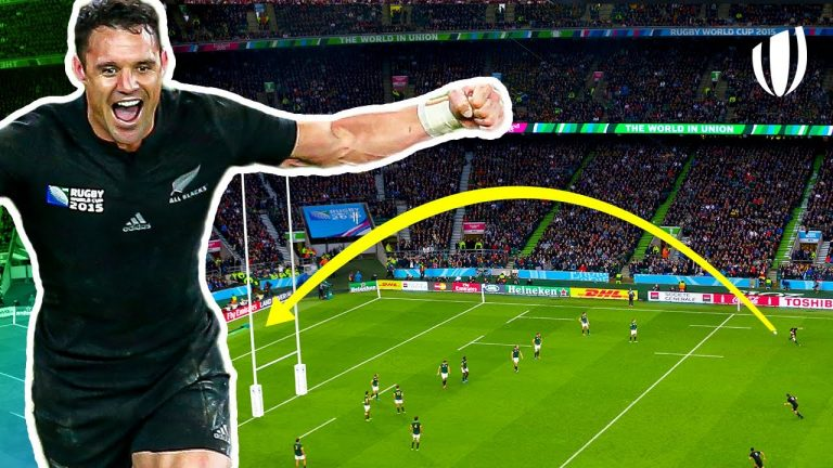 Dan Carter's 10 GREATEST World Cup moments!