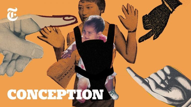 The World Was Hers, Then She Became a Mom   NYT - Conception