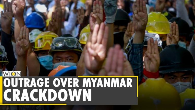Myanmar: Protests resume despite overnight raids in Yangon | World News | WION