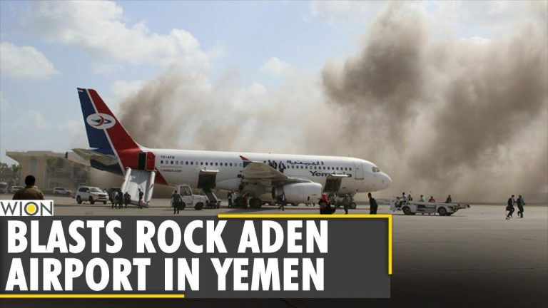 WION Dispatch: Explosions rock Aden's airport in Yemen, killed at least 10 | World News | WION News