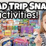 TRAVELING WITH FOUR KIDS 🚙 ROAD TRIP SNACKS AND HACKS FOR ENTERTAINING KIDS 3