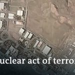 Iran blames Israel for nuclear site explosion   DW News
