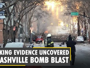 Nashville bombing investigation reveal shocking evidence | World News | WION News