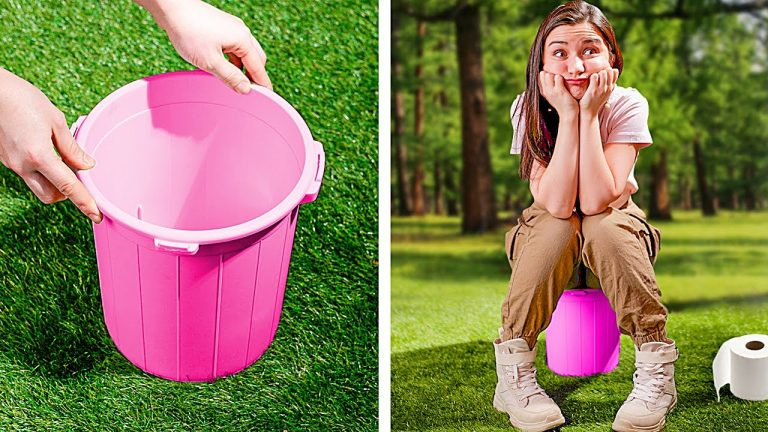 22 CLEVER CAMPING IDEAS For Your Next Trip! (Trailer)