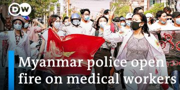 Myanmar protests: Why won't China condemn the military junta's violence? | DW News