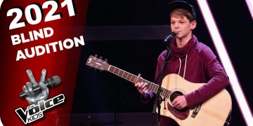 Conan Grey - Heather (Chris) | The Voice Kids 2021 | Blind Auditions 11