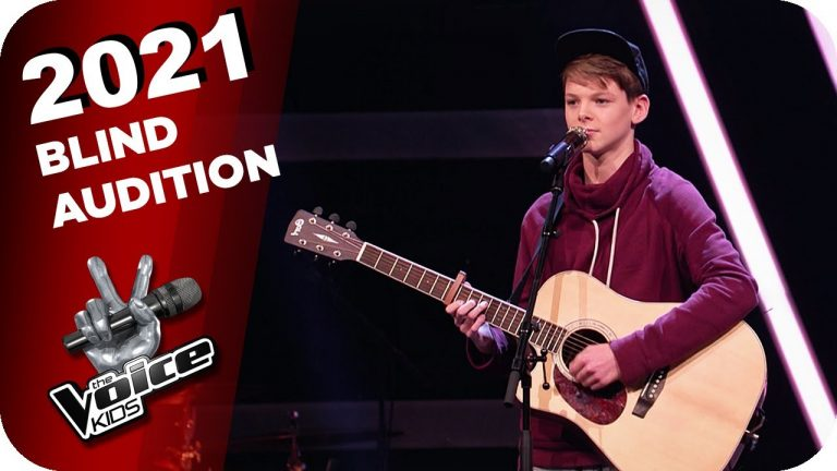 Conan Grey - Heather (Chris) | The Voice Kids 2021 | Blind Auditions 1