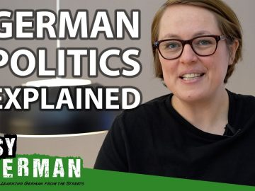 Germany's Political System Explained | Easy German 388