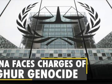 China faces charges of Uighur genocide | International Criminal Court | Uighur Muslims | WION News