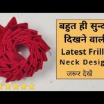 Easy Neck Design Cutting and Stitching For Kurti/Suit | Neck Design 3