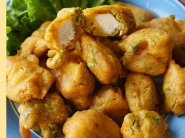 Chicken Pakora Recipe By Food Fusion