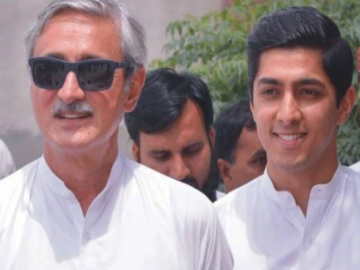 The FIA ​​summoned Jahangir Tareen and Ali Tareen again yesterday 9