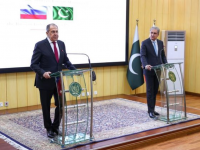 Russian foreign minister arrives in Islamabad on two-day visit — first in 9 years 7