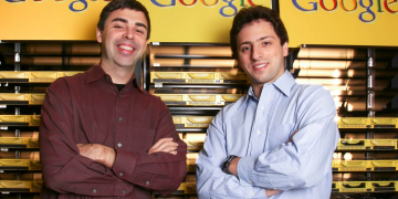 Google CEO, Larry Page Biography 3