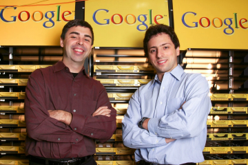 Google CEO, Larry Page Biography 2