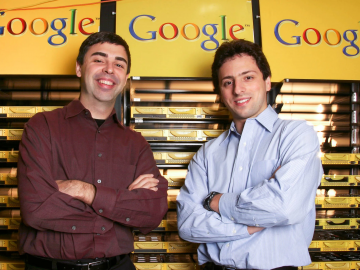 Google CEO, Larry Page Biography 7