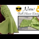 Unique Bell Sleeves || Frill Sleeve Design Easy Cutting and Stitching @RR Fashion Point 4