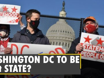 US lower house votes on making Washington DC the 51st state | Latest English News | World News