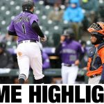 Astros vs. Rockies Game Highlights (4/21/21) | MLB Highlights