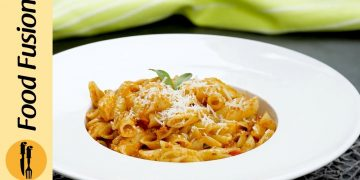Spicy Pasta Arrabiata Recipe By Food Fusion