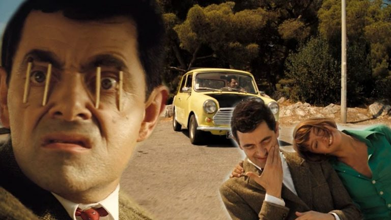 Mr Bean's European Car Journey | Mr Bean's Holiday | Mr Bean Official