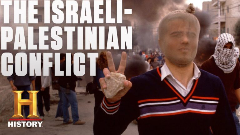 How the Israeli-Palestinian Conflict Began | History 1