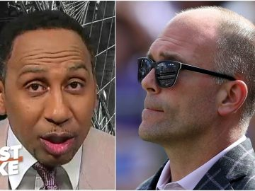 'Just stop it!' - Stephen A. rips Ravens GM Eric DeCosta for his comments | First Take