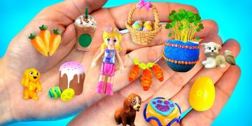 Last Minute Easter Decorating Ideas || Lovely Crafts To Keep Your Child Happy