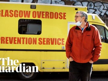 Heroin to Holyrood? Man behind 'illegal' drug van runs for Scottish parliament