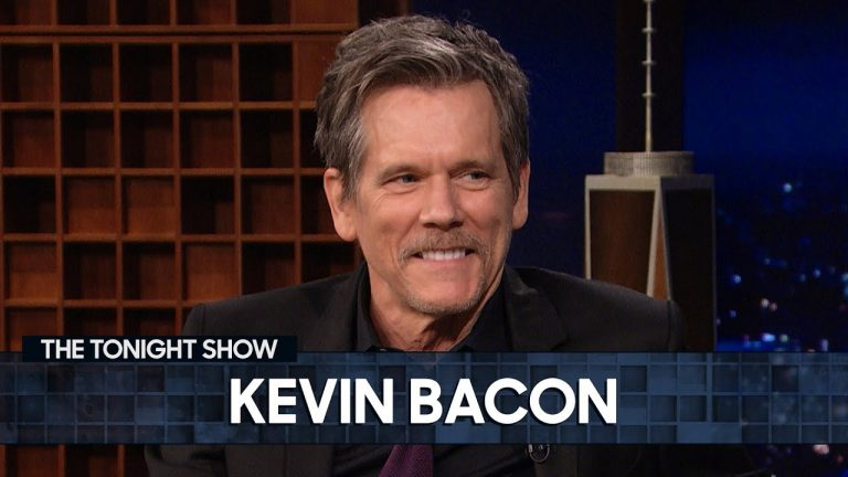 Quarantine Was the True Test of Kevin Bacon's Marriage | The Tonight Show Starring Jimmy Fallon