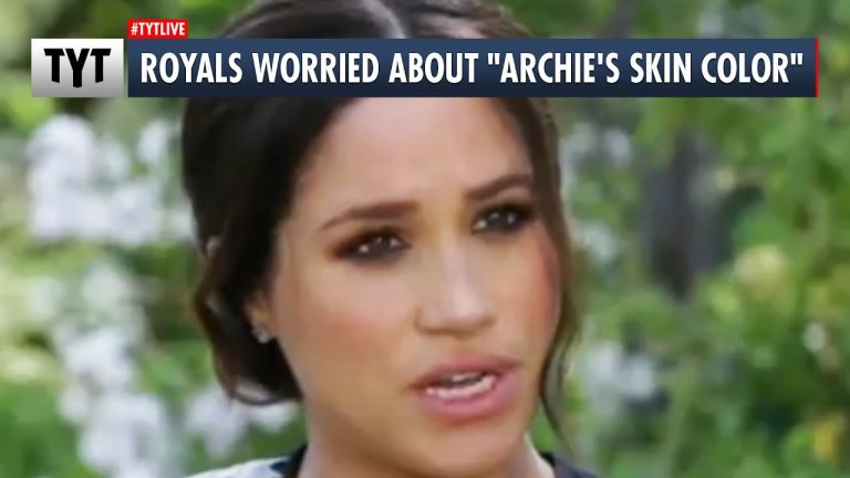 Meghan Markle: Royals Worried About Baby's Skin Color