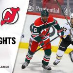 Penguins @ Devils 3/20/21 | NHL Highlights