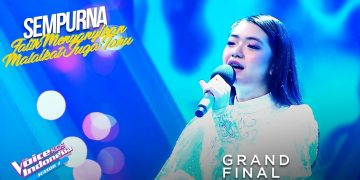 Faith - Malaikat Juga Tau | Grand Final | The Voice Kids Indonesia Season 4 GTV 2021 8