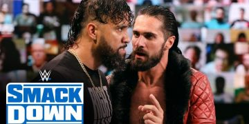 Cesaro & Daniel Bryan engage Jey Uso & Seth Rollins in a war of words: SmackDown, April 23, 2021