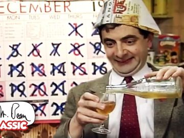 New Year's Bean Party | Mr Bean Full Episodes | Classic Mr Bean