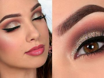Wedding Guest GLAM Makeup Tutorial Using Favourite US Brands | AD