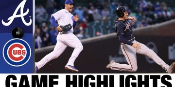 Braves vs. Cubs Game Highlights (4/18/21) | MLB Highlights